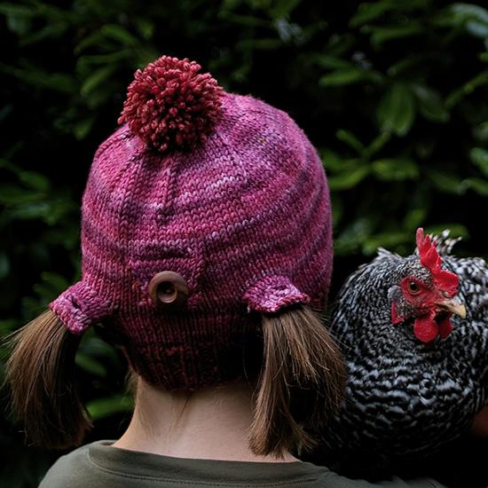 Urban Homesteader Hat