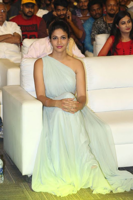 Lavanya tripati hot image in sleeveless outfit looking spicy