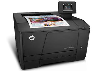 HP LaserJet Pro M251n - M251nw Driver Downloads