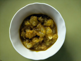 Papaya khar recipe