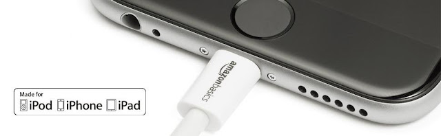 Apple USB Lightning Charging Cable