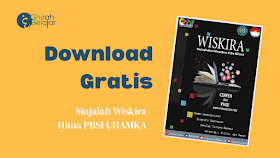Yuk Download Gratis Majalah Wiskira