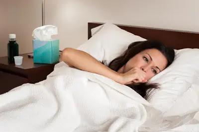 اسباب ضيق التنفس اثناء النوم