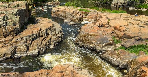 Ice Age Trail Eau Claire Dells Segment
