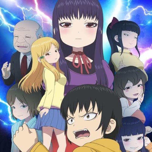 Sora tob sakana interpretará el opening para la segunda temporada de Hi Score Girl