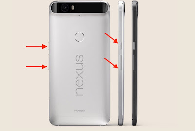 come salvare screenshot huawei nexus 6p