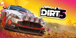 Dirt 5 oyunu