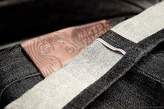 Winter fashion Mensgymfitness - Selvedge Denim Jeans