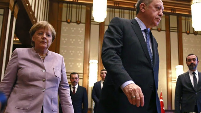 Η Τουρκία εμπαίζει την Ε.Ε.: Ασύμβατη με τις αρχές της Ευρώπης η συμπεριφορά της…