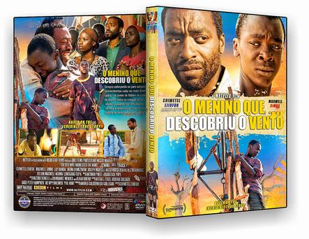 CAPA DVD – O Menino que Descobriu o Vento – ISO