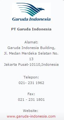 PT.Garuda Indonesia