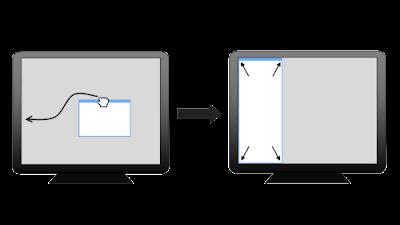 برنامج Windock لتقسيم شاشة الحاسوب الي عده شاشات