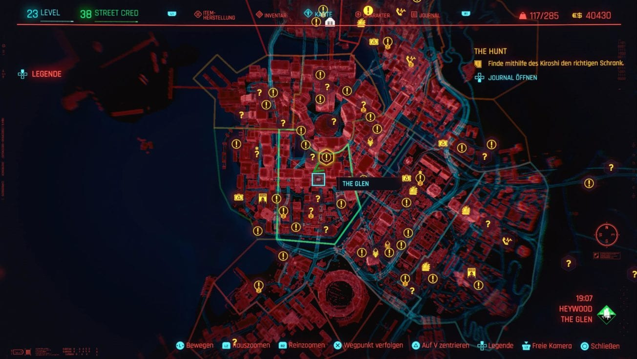 Cyberpunk 2077: Where to find Death Stranding's BB Pod in the game? - location