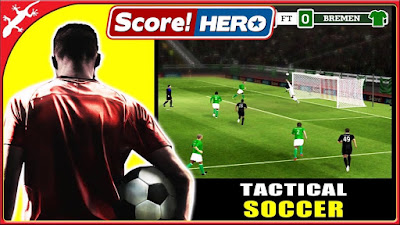 Download Score Hero v1.63 Mod [Unlimited Money/Energy].Apk