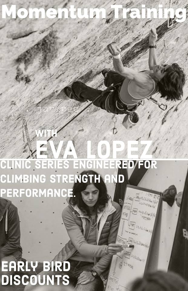 SLC, USA:Clinic Series on Strength & Conditioning training in Climbing