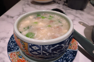 Kai Duck, minced duck tofu soup