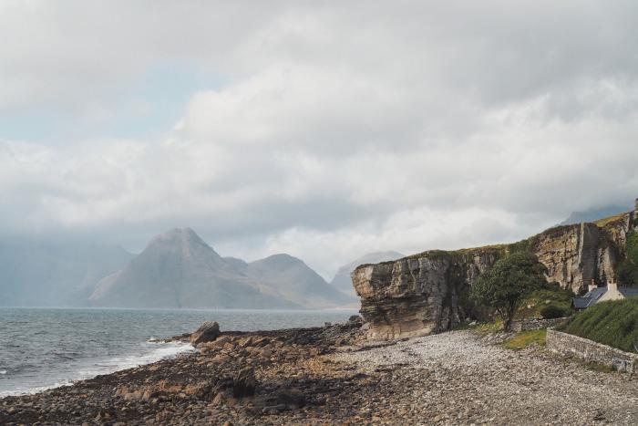 Visite d'Elgol sur l'île de Skye en Ecosse