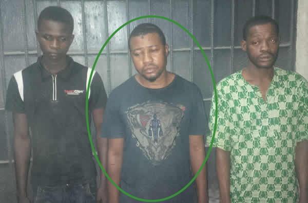 fuel station manager arrested stolen fuel