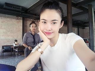 Gái xinh facebook DJ Ruby Nguyễn