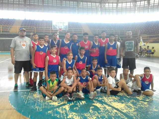 APURE: Realizado 1er invitacional de Baloncesto en Domo de Biruaca categorías U12 y U14.