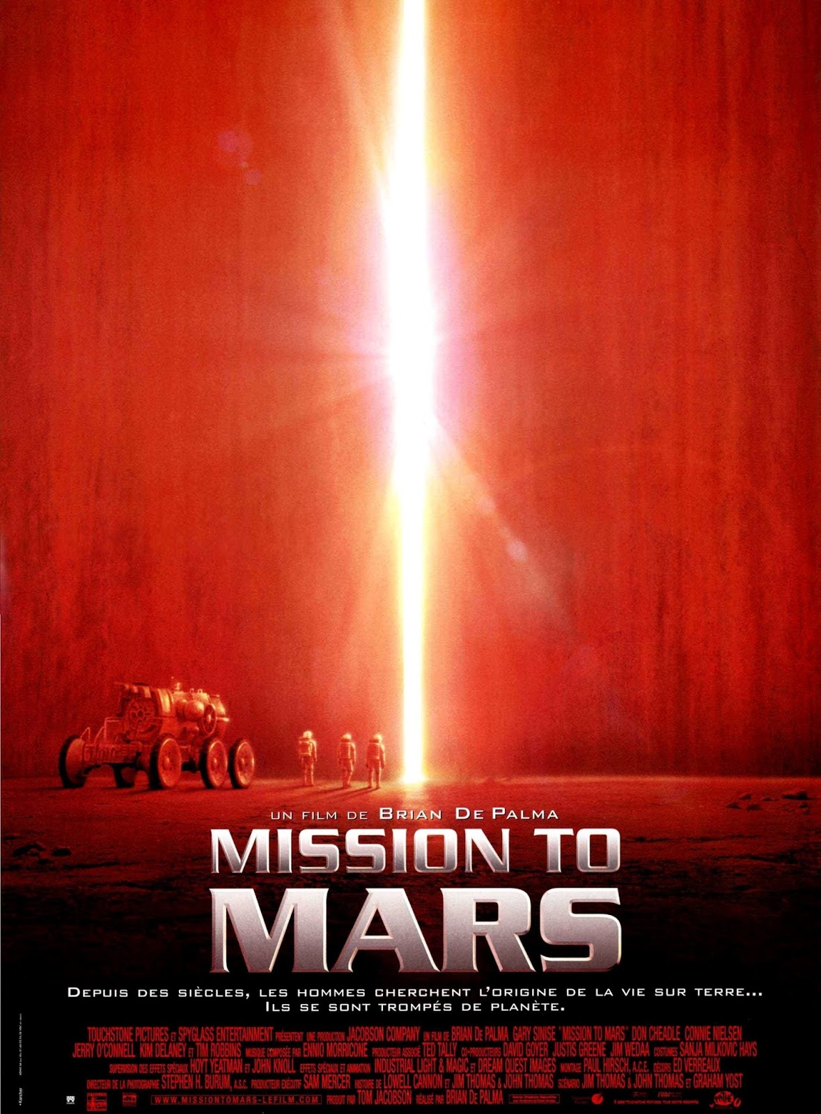 Mission to Mars (2000) ταινιες online seires xrysoi greek subs