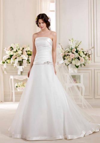 abito da sposa Colet 2014