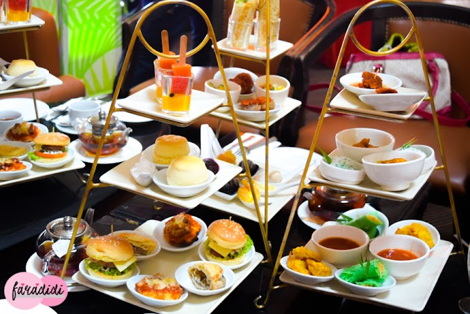 High Tea RM22 Di Berjaya Waterfront Hotel Johor Bahru