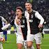Serie A : Portée par Ronaldo, la Juve s'échappe (Vidéo)