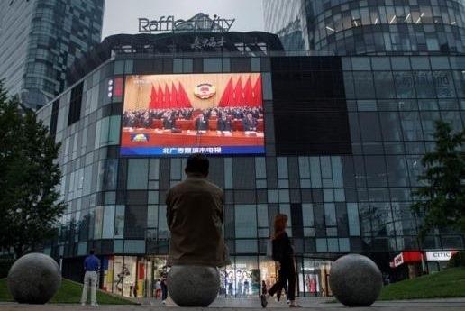 Trung Quốc tung 'cỗ máy' thúc đẩy luật an ninh Hong Kong