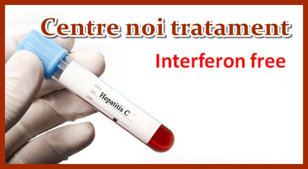 interferon free programare tratament gratuit