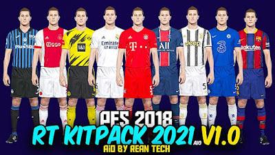 Images - RT Kitpack Season 2020/2021