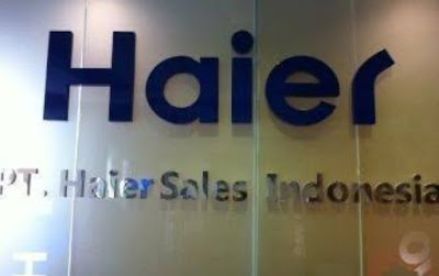 Informasi Rekrutmen Karyawan PT Haier Sales Indonesia Posisi Chief General Affair, Staff Admin Sales, Salesman, Etc - Periode Juli - Agustus 2020