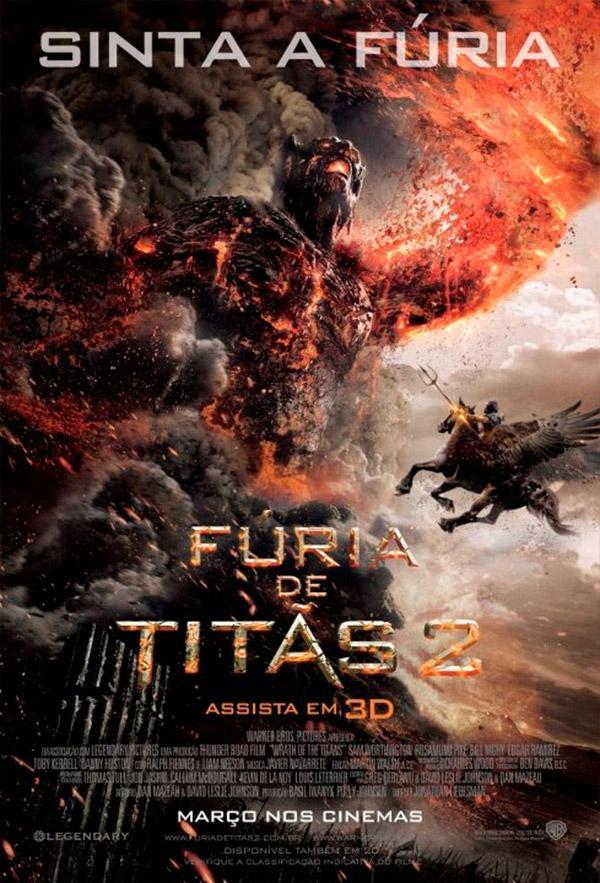 Fúria De Titãs 2 - Dublado