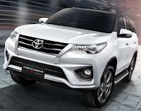 Tempat Kredit Mobil Toyota Fortuner TRD