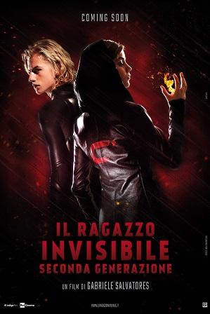 The Invisible Boy (2014) Hindi Dual Audio 300MB BRRip 480p