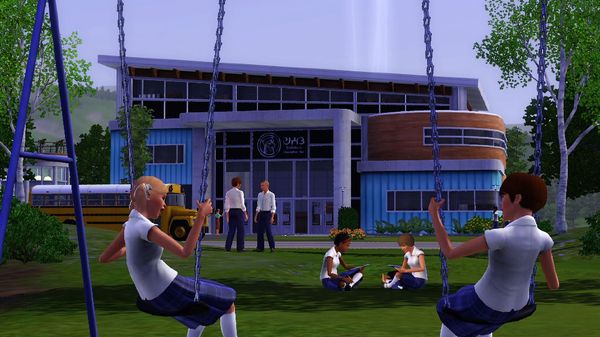 The Sims 3 Town Life Stuff Download For PC