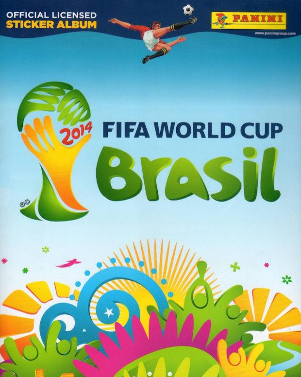 Panini 155 Jorge Valdivia Chile FIFA WM 2014 Brasilien