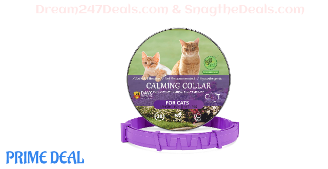 Calming Collar 50% OFF