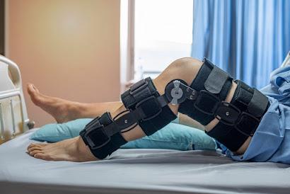 Persona con fractura