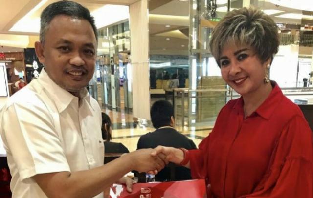 Maju di Pilkada Bantaeng, Ilham Azikin-Sahabuddin Resmi Kantongi Rekomendasi PKPI