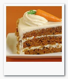 pastel de zanahoria receta