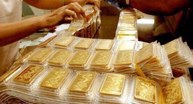 Giá vàng sẽ tăng lên 71 triệu đồng/lượng? - đồng tiền sẽ mất giá, xã hội sẽ loạn