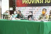 Penanganan Covid-19, Wakapolda Sulsel Hadiri Rapat Koordinasi Pimpinan Deputi Kepala Staf Presiden