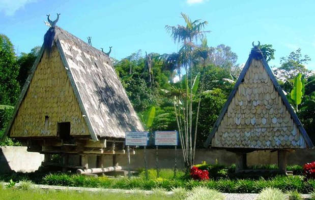 Rumah Adat Sulawesi Tengah