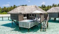Review: Hilton Diamond Upgrade and Benefits at Conrad Maldives Rangali Island Resort in Maldives