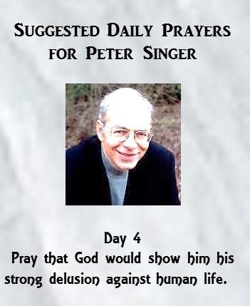 peter singer abortion