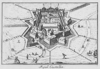 castello sforzesco bastioni spagnoli francesco sforza milano
