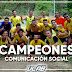 Comunicación Social campeón de la Copa UCAB 2019