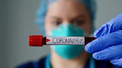 Ciri Virus Corona di Indonesia