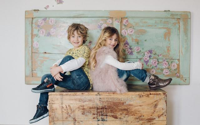 romagnoli, merk in de kijker, kinderschoenen, junior steps